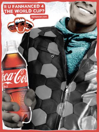 Coca-Cola World Cup Fans